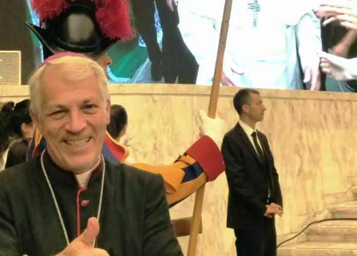 Mons. García: Dios busca «purificar y potenciar los dones naturales» de los jóvenes