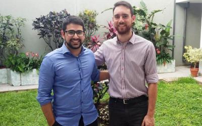 Dos nuevos diáconos en la diócesis de San Roque, Becarios de FONSAC